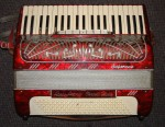 RANCO SUPERVOX ACCORDION.