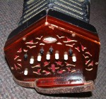 The JEDCERTINA, Concertina by Lachenal.