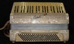RANCO 1950's 120 BASS PIANO ACCORDION.