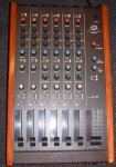 MTR 8 CHANNEL MIXING DESK.