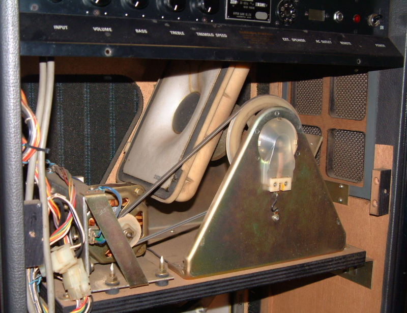 Yamaha Leslie Speaker