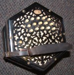 LACHENAL 30 BUTTON ANGLO CONCERTINA. RARE FIND.