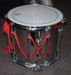 PREMIER SOLO MARCHING DOUBLE SNARE DRUM.