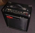 VINTAGE HH H&H STUDIO 60 GUITAR AMPLIFIER, AMP.