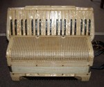 RANCO (ITALY) 4 VOICE MUSETTE 120 BASS PIANO ACCORDION.
