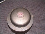 RARE VINTAGE OSSA HORN DRIVER. PA SPEAKERS.