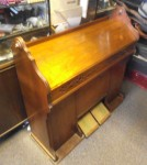 SMALL ANTIQUE HARMONIUM.