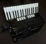 DINO BAFFETTI 72 BASS, MUSETTE, PIANO ACCORDION.
