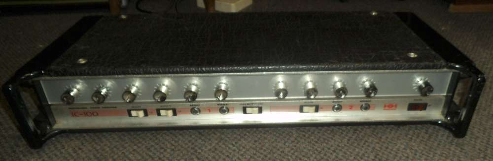 Vintage Hh Ic 100 Guitar Amp Mannings Musicals