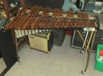 VINTAGE KOSTH WOOD MARIMBA. JAPAN.