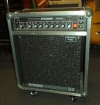 PETERSON BASS MASTER mkII, P150 BASS AMP - COMBO.