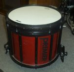PREMIER MARCHING SNARE DRUM - HTS 200.