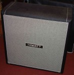 """HIWATT 4 x 12"""" SPEAKER CAB. 1970'S."""