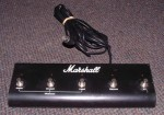 MARSHALL FOOTSWITCH for TSL 60, 100, 122, 601 & 602.