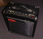 VINTAGE HH H&H STUDIO 60 GUITAR AMPLIFIER, AMP.