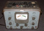 TAYLOR 45c VALVE TESTER with MANUAL and VALVE CHART.