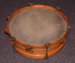 """VERY RARE """"CONCETRUM"""" SNARE DRUM. 1920's/30's?"""