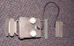 VINTAGE 1950's HOFNER ARCHTOP GUITAR TAILPIECE PICK UP. P/U. PICK-UP.